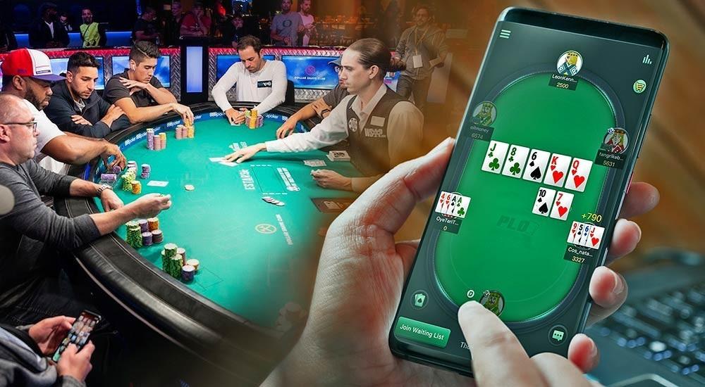 Poker online har ett bra spelutbud